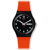 商品名:Swatch GB754 Original Gent - Red Grin Watch 型番...
