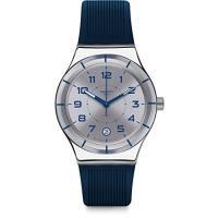 商品名:Swatch Men's Irony YIS409 Blue Rubber Swiss Au...