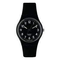 商品名:Swatch Men's Gent GB247R Black Silicone Quartz...