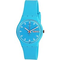 商品名:Swatch Men's Venice Beach GL700 Blue Rubber Sw...
