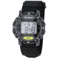 商品名:Armitron Sport Unisex 40/8291BLK Black Velcro ...