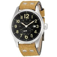 商品名:Hamilton Men's H70655733 Khaki Officer GMT Wat...