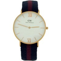 商品名:Daniel Wellington Grace London 36mm Blue/Plum ...