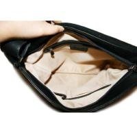ILILarge Leather Canada Cross-body Handbag,One Size,Red