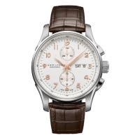 商品名:Hamilton H32766513 Maestro Automatic Brown Lea...
