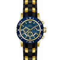 商品名:Invicta 23704 Men's Pro Diver Blue Dial Yellow...