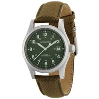 商品名:Hamilton Men's H69419363 Khaki Field Mechanica...