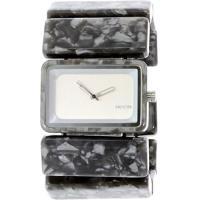 商品名:Nixon Women's Vega A7261039 Grey Plastic Quart...