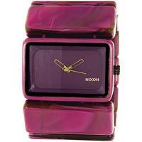 商品名:Nixon A726-1643 The Vega Purple Marble Watch 商...