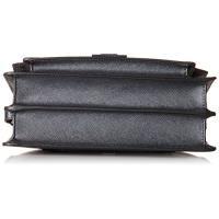 イヴァンカ トランプIvanka Trump Hopewell Flap Shoulder Bag, Gunmetal, One Size
