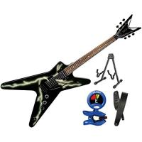 商品名:Dean Guitars Dimebag Black Bolt Floyd ML (翻訳):...