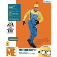 コスプレ衣装Rubie's Men's Minion Movie Minion Costume, Kevin, Standard