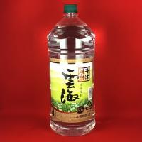 酒類:そば焼酎 メーカー : 雲海酒造株式会社 容量:4000ml アルコール分:25%  雲海酒造...