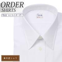 ワイシャツ Yシャツ メンズ長袖・半袖 レギュラーカラー ローレギュラー 形態安定 軽井沢シャツ Y10KZR004