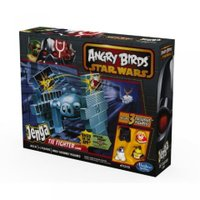 ■商品詳細  Jenga Tie Fighter Game brings the Angry Bir...