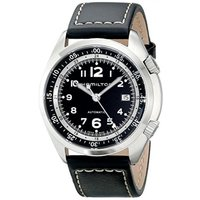 ■商品詳細  Round watch featuring black dial with 24-ho...