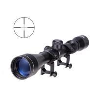 スコープ ライフルスコープ 3-9X40 20mm スナイパー ガン 銃  サバゲー 狩猟