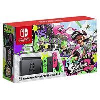 「商品情報」Nintendo Switch本体にSplaton2(スプラトゥーン2)パッケージ版を同...