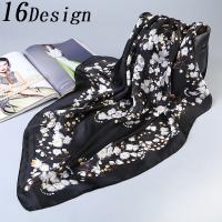 スカーフ 大判スカーフ 正方形 ストール バンダナ バッグスカーフ デザイン豊富 レディース アクセサリー ファッション小物