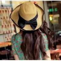 2way麦わら帽子が登場 日差しの強いときはつばを下に向けて。 視界をみやすくしたいときはつばを上げ...