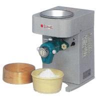 特徴 ●〈標準付属品〉フルイ(60メッシュ)、容器、ブラシ付  仕様  ホッパー容量 1.2L 所要...