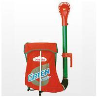 グリーンサンパーのV型は肥料散布器のスタンダード! 背当てクッション付の背負い式肥料散布器です。 全...