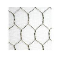 亜鉛引線を3つねじり合わせて六角形にした亀甲金網です。  危険防止のための建設用保護網、ふるい、養鶏...
