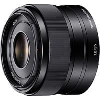 SEL35F18 SONY ソニー αマウント 単焦点レンズ E 35mm F1.8 OSS