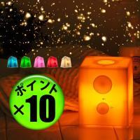 カラフルな星空を楽しめるプチプラネタリウムが登場☆お部屋で、お風呂で。誰でもカンタンに星空を楽しめる...