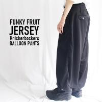 【F.F.T.Collection】 Jersey x Mode... ファンキーフルーツより、つっ...