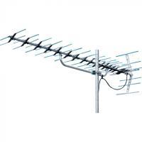 複数の4段導波器(アンテナ4本分)の働きによって地上デジタル放送を高感度で受信できる、高性能アンテナ...