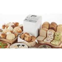 初めての方も上級者の方もこれ1台でいろいろなパン作りを楽しめます。朝に焼きたてのパンが食べられる予約...