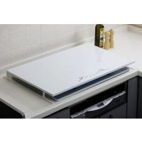 ワンポイントのデザインがかわいいコンロカバーです。調理や配膳のサポート台に早変わり!  サイズ 幅6...