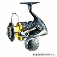 シマノ(SHIMANO)  6000HG大型シイラ、カツオをスピーディーに攻略!ショアからの青物ジギ...