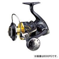 シマノ(SHIMANO)  8000PG汎用性の高い近海ジギングスタンダード。トルク重視のスロースタ...