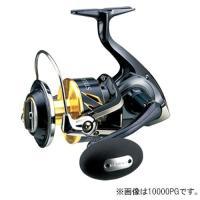 シマノ(SHIMANO)  10000PGタフでコンパクト。大型青物狙いのジギングを中心にビッグゲー...