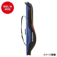 シマノ(SHIMANO)  【仕様】●表生地にハード素材を内蔵し、衝撃からロッドをガード ●便利なト...