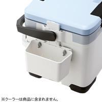 シマノ(SHIMANO)  【仕様】●クーラーベースFIXCEL用にネジなしで簡単に装着 ●自由に使...
