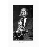 ポスター:ジョン・コルトレーン John Coltrane Williams サイズ:91.5×61...