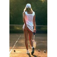 ポスター:TENNIS GIRL サイズ:91.5×61cm フレーム:なし 補足:この商品にはフレ...