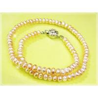 ■使用石       真珠/パール(淡水) ■粒の大きさ   約5-6mm ■長さ  約42mm  ...