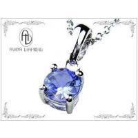 宝石タンザナイト 本物の宝石!職人の手で1つ1つ ハンドメイドでカットされた宝石は 輝きが違います!...