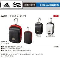 ★☆【小物入れ系】【AWS37】アディダスゴルフ-adidas golf- アクセサリーポーチ6【ア...