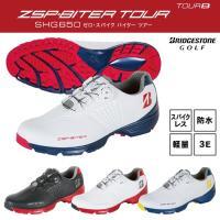 ブリヂストン BRIDGESTONE ゴルフシューズ メンズ スパイクレス ボア ダイヤル式 3E ...