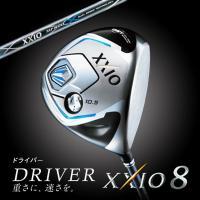 ゼクシオ8 XXIO8 ドライバー ゴルフクラブ メンズ ゼクシオエイト MP800 カーボンシャフ...