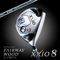 ゼクシオ8 XXIO8 フェアウェイウッド ゴルフクラブ メンズ ゼクシオエイト MP800 カーボ...
