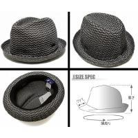 KANGOL(カンゴール) 帽子 ハット JACQUARD PLAYER, Vent Stripe Black