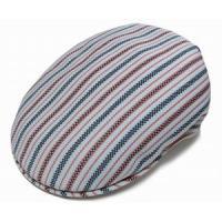 KANGOL(カンゴール) 帽子 ハンチング JACQUARD 504, White Stripe