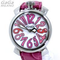 GaGa MILANO MANUALE ガガミラノ ボーイズサイズ(メンズ・レディース) 腕時計クォ...