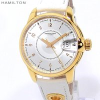 【展示用商品アウトレットセール】 ハミルトン 腕時計 レイルロード オートマティック自動巻き HAM...